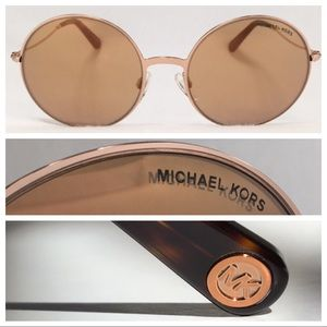 M KORS MK5017 Kendall II 1026R1 Rose Gold size 55